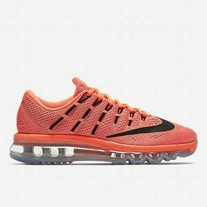 Nike Women's Air Max 2016UK 4 EUR 37 5 NUOVO 806772 800