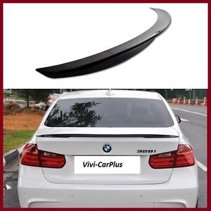 Performance Type PAINTED Color #A83 BMW 3 Series F30 Rear Trunk Boot Spoiler 4DR