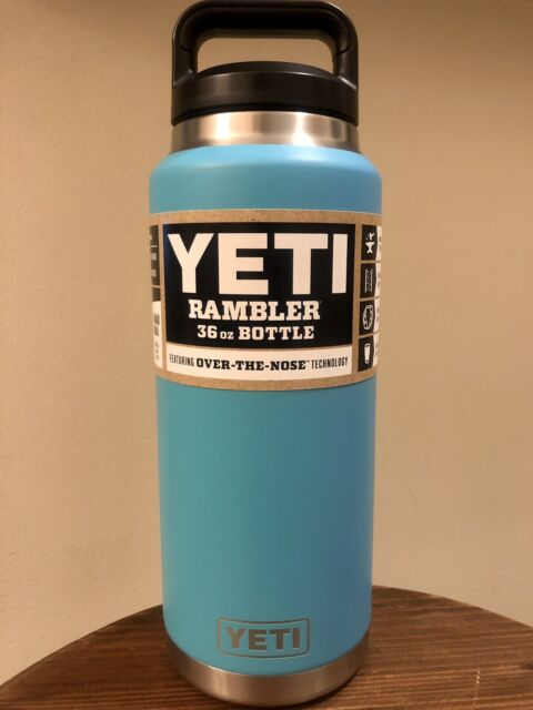 YETI Reef Blue 36oz Rambler  ** New **