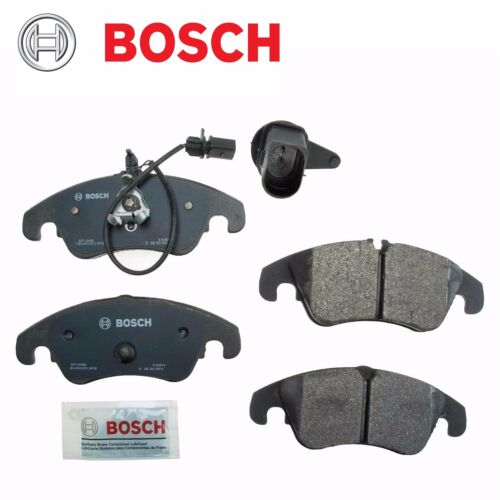For OEM Bosch QuietCast Disc Brake Pad Set-Front Audi OE 8K0698151H