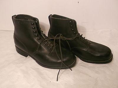 Gr. 43 Wehrmacht Stiefel OTTER Uniform Schuhe M37 zum Luftschutz LFO Uniform