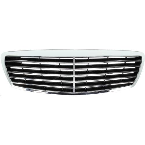 Griglia Radiatore Anteriore Mercedes Classe e W211 Anno Fab 02-06 Avantgarde
