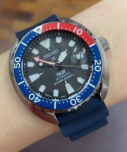 SRPC41J1-Prospex-Mini-Turtle-PADI-Automatic-Diver-Pepsi-Japan-Made-Watch