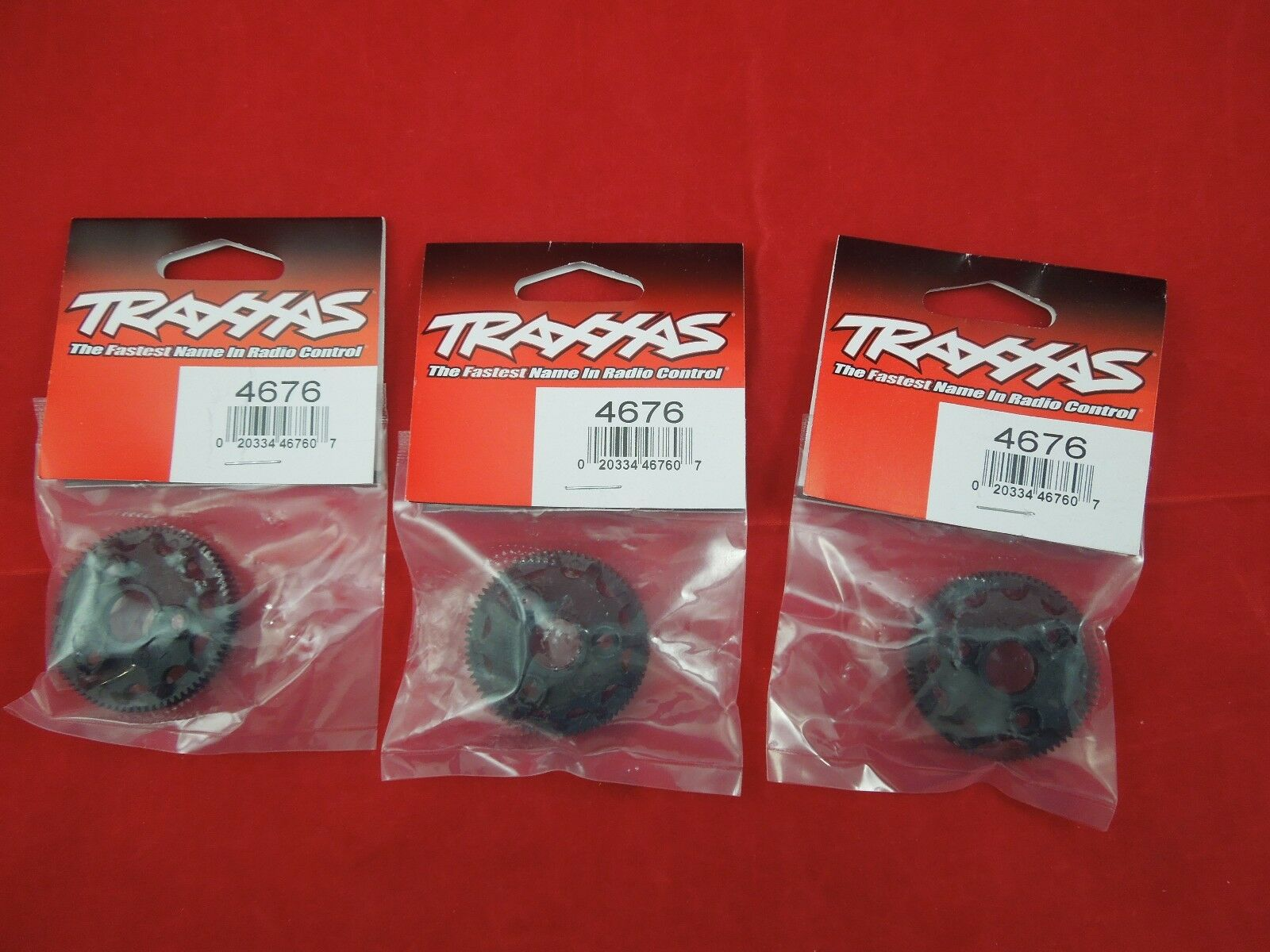 Traxxas 4676  Spur Gear 48 Pitch 76Tooth