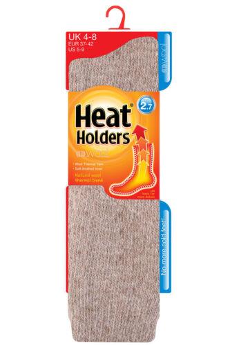 kniestrümpfe Heat Holders Damen extra lang gestrickt thermo wolle wollsocken