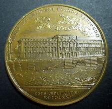 Médaille SOUVENIR D'UNE VISITE AU STAND DE LA MONNAIE - FOIRE DE PARIS 1959