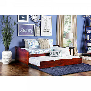 Taylor And Olive Savery Transitional Wooden Daybed With