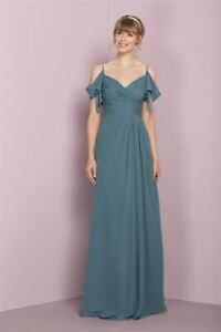 Kelsey-Rose-18603-Green-Long-Sleeveless-Wedding-Evening-Maxi-Dress-UK-10-38