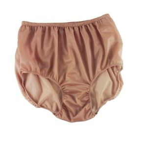 d0dfb6fe0d19 Image is loading FAIR-BROWN-Women-Vintage-Style-Panties-Granny-Full-