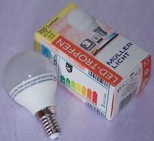 Müller Licht Mini LED 3W 250Lumen Warmweiß 2700k Sockel E14 EEK A+ Tropfen Matt