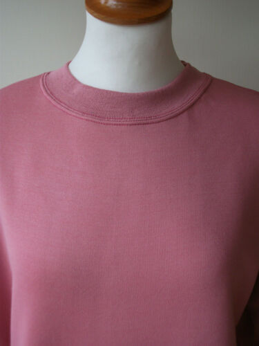 LADIES,WOMENS,LADYS,EMBROIDERED SWEATSHIRTS,TOPS,JUMPERS,WITH A DAISY CORNFLOWER