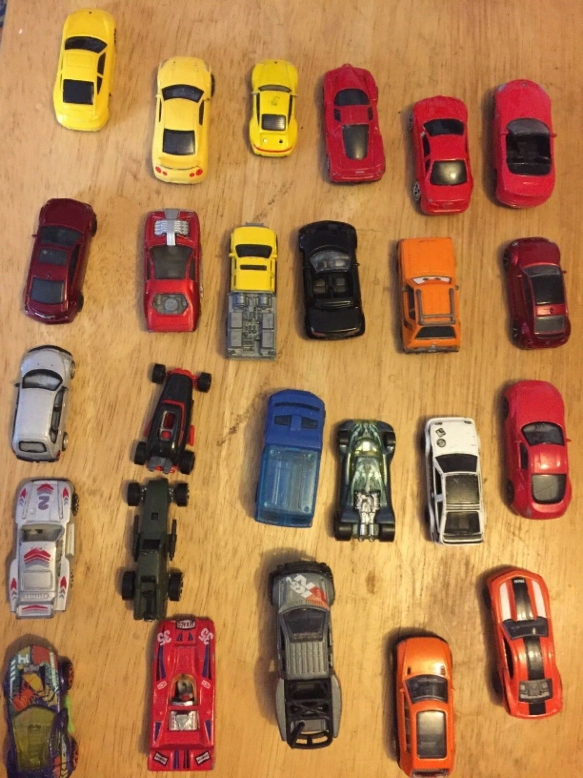27 metal collectible Toy car