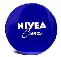 1 Nivea Creme 250 Ml Moisturizer Creme Body Lotion Metal Tin Cream
