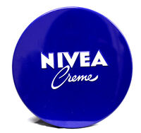 3 Nivea Creme 250 Ml Moisturizer Creme Body Lotion Metal Tin Cream