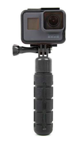 Compacto Mango negro//empuñadura con correa para la muñeca para//GoPro Max GoPro Fusion