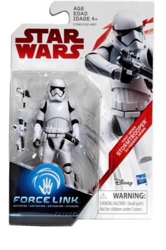 "2018 Disney Hasbro Star Wars First Order Stormtrooper 3.75/"" C1508"