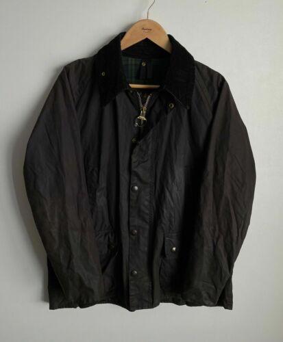 Classic Vintage Barbour Bedale A104 Wax jacket Men
