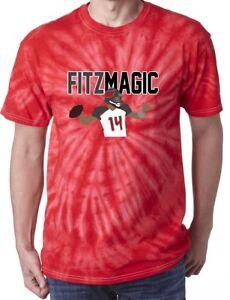 pretty nice 8d20a 777ba Details about Tie-Dye Ryan Fitzpatrick Tampa Bay Buccaneers Bucs