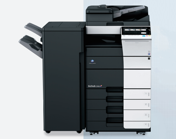 Konica Minolta Bizhub C558 Color Copier Printer Scanner Network FREE  SHIPPING