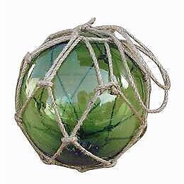 SØGER!!!! Grønne glas fidkekugler i net