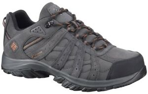 82bf70eac4f Image is loading COLUMBIA-Canyon-Point-Leather -1813171089-Waterproof-Outdoor-Trainers-