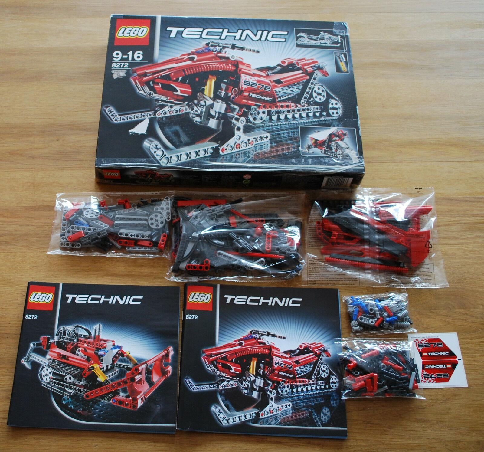 Lego Technic 8272 Schneemobil  Snowmobile NEU + OVP