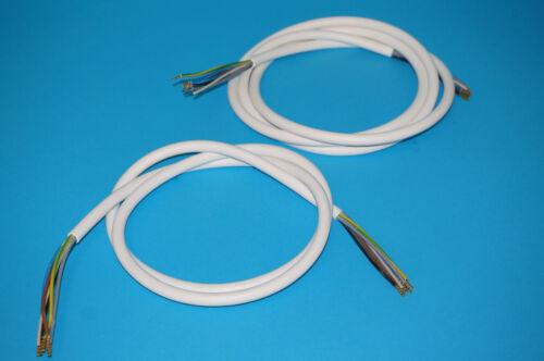 1,69€//m Herdanschlussleitung Herdanschlusskabel H05VV-F 5x1,5mm² Länge wählbar