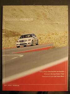 Auto & Motorrad: Teile Ausdrucksvoll Mercedesmagazin 02/2007 Die Neue C-klasse Formel 1 Wladimir Klitschko Hawaii