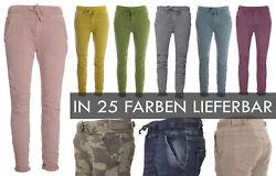 BASIC.de Stretch-Hose im Jogging-Pant Style-MELLY CO MC8139 Jeans Damen Jeggings