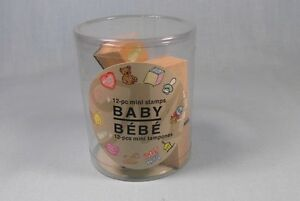 Rubber-Stamp-Wood-Mounted-Baby-12-pc-Mini-Stamps-in-Tub-Michaels-Store