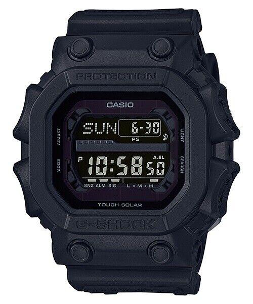 Casio G-Shock Mens Basic Black Digital Solar Watch GX56BB-1 GX-56BB-1DR