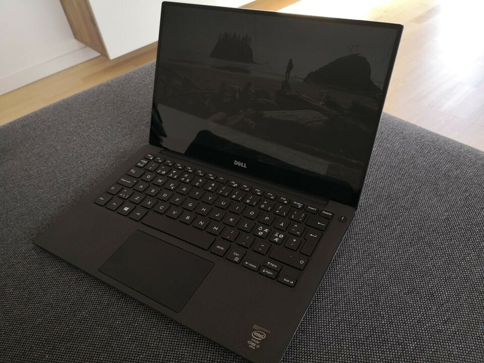 Dell XPS 13, i7 2,6 GHz, 8 GB ram