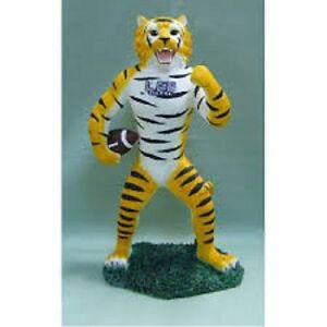 Lsu Mike The Tiger 14 Inch Mascot Figurine Standing Tall Geaux