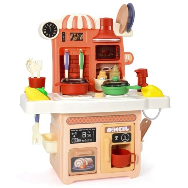 1X(Cooking Food Sets Vegetables Fruits Pretend Play Kitchen Kits Toy for Chi6P7)