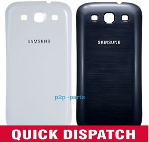 For-Samsung-Galaxy-S3-i9300-i9305-Replacement-Battery-Back-Case-Cover-Rear-Door