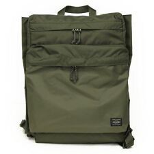 Yoshida Bag / PORTER FORCE RUCK SACK Daypack 855-07417 OLIVEDRAB from Japan New