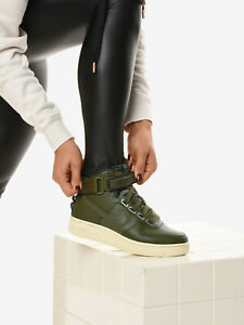 Details about Nike Air air Force 1 High Utility Women's Boots Ladies UK 7.5 EUR 42 US 10