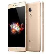 "5.5""ZTE V5 Pro Smartphone 4G Android 5.1 Qualcomm Octa Core Fingerprint 2GB+16GB"