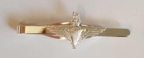 Regimental Tie Clip  British Army Parachute Regiment Para