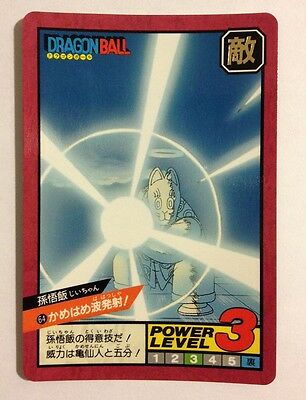 Dragon Ball Z Super Battle Power Level 64 (1996) Aspetto Bello