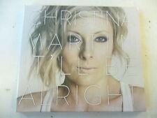 Christina Martin - It'll be alright - CD - Digipack - Neu + OVP