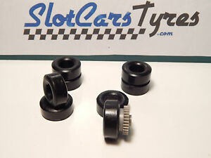 Us ELDON 8  urethane front or rear tyres