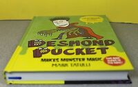 Desmond Pucket Makes Monster Magic By Mark Tatulli (hardcover)