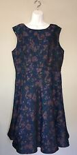 Boden Women's Special Occasion Dress Limited Edition UK 18 US 14 Multi color