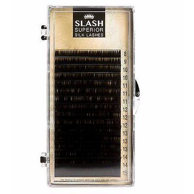 SLASH Silk Lashes Wimpern Mix-Sets mit diversen Längen Wimpernverlängerung