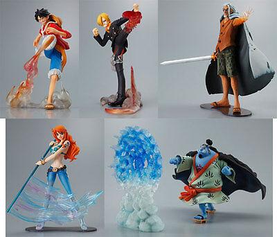 Bandai One Piece Collection The New World Fishman Island Deep Sea Figure