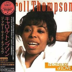 CARROLL-THOMPSON-THE-OTHER-SIDE-OF-LOVE-2008-JAPAN-MINI-LP-CD