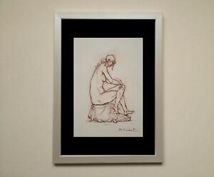 Bernard-Druet-1935-2012-superb-nu-feminin-034-drawing-frames-034-sign-3
