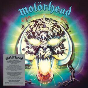 Motorhead - Overkill - Live From Aylesbury 31/03/79 - 40th Anniv 3LP Bookpack