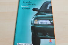 120682) Suzuki Baleno Prospekt 01/1996